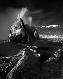 """I also took this image in color. If you get a chance. look at Geyser I. in color.  The black & Whit"